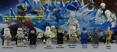 Star Wars LEGO 75146 Star Wars Advent Calendar 2016 (KatanaZ) Tags: starwars lego75146 starwarsadventcalendar2016 lego obiwansjedistarfighter imperialofficersnowman republicattackcruiser imperiallandingcraft droidfederationtank deathstartrooper hothbattleturret hothrebeltrooper tieinterceptor protocoldroid jabbaspalace lukeskywalker snowchewbacca droidgunship bespinguard battledroid desertskiff stormtrooper snowtrooper dishcannon tantiveiv gonkdroid slavei sleigh minifigures