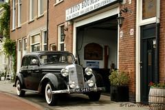 Mercedes-Benz 170 (timvanessen) Tags: nk5487 original dutch haarlem amsterdamse poort lange herenvest 170 s 170s trouwe liefde bezit1977