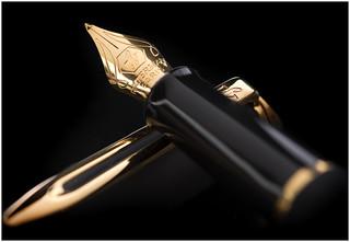 Macro Mondays - PPEP - Fountain Pen