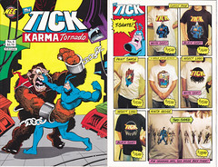 Tick Karma Tornado #6: Mr. Tick Goes to Washington (vsndesigns) Tags: beta the tick vs arthur sentinel prime optimus successor townsend coleman lego minifig minifigure dcon 2014 ball mylar balloon buttons bonanza pencil indie shocker gbjr toys with tie and tshirt zombie in a steel box fox promotional totally kids magazine 45 club spoon taco bell meal commercial eli stone ben edlund little wooden boy comic book merchandise rare limited edition 80s 90s collector museum naked super hero heroine collection photo screen