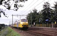 Arnemuiden, Plan V's als stoptrein (Ahrend01) Tags: arnemuiden station zeeuwse lijn plan v stoptrein