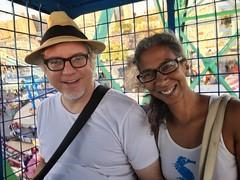 Jim & Janine on the Wonder Wheel (edenpictures) Tags: coneyisland wonderwheel brooklyn newyorkcity nyc ferriswheel janine jim