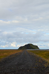 Destination (ironpoison) Tags: iceland trip travel road perspective vanishing point gravel nature landscape