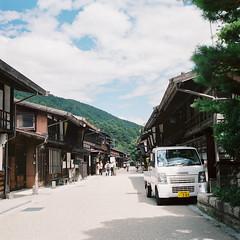 R1-55 -  (redefined0307) Tags:        japan travel nagano narai zenzabronicas2 zenzabronica bronicas2 fujifilmpro400h mediumformat