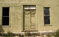 Time Passes On (papanaron) Tags: 1876 oldbuildings old westtexas texas forts oldwest paint time bar ftstockton saloon