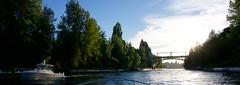 DSC01826 (cameronalvarado) Tags: university stadium lake lakeunion boating union seattle washington uw bridge bridges