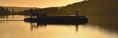 Copper Sunset (maytag97) Tags: maytag97 sunset river landscape columbiariver reflection