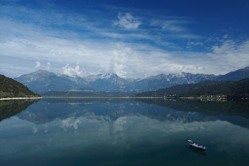 Lago di Santacroce (BL)
