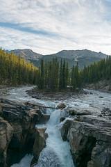summer mtn photos--3 (Ken Wiebe) Tags: 2016september lonetree jasper longexposure water
