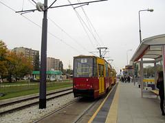 Konstal 105Na, #1167, Tramwaje Warszawskie (transport131) Tags: tram tramwaj tw warsaw ztm warszawa konstal 105na