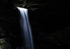 POTD 284 (Webtraverser) Tags: 366picturesin2016 fingerlakes gorge longexposure pictureoftheday potd2016 waterfalls watkinsglenstatepark d7000 watkinsglen newyork unitedstates us