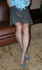 Cleancut1 (sensuousPH) Tags: pantyhose tights platino cleancut sheer pumps crossdress heels millenium