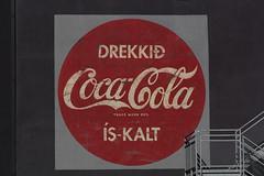 S-KALT (michael_hamburg69) Tags: reykjavk iceland island reykjavkurborg hfuborgarsvi drink cocacola icecold drekki skalt mural red
