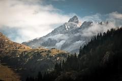 Good Morning Autumn (zedipedi) Tags: grossfusshorn heimat beautiful nature natur panorama herbst autumn mountain valais wallis schweiz switzerland alps alpen berg aletschbord balkonien belalp