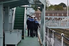 2016-09-17: Young Sailors (psyxjaw) Tags: chatham dockyard forties event salutetotheforties kent 40s reenactment historic