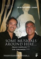 CONCERTO Duetos da S - SBADO 29 DE OUTUBRO 2016 - 22h00 - SOME MUSICALS AROUND HERE... - Paulo Carrilho & Joe Coronado (Duetos da S) Tags: concertoduetosdassbado29deoutubro201622h00somemusicalsaroundherepaulocarrilhojoecoronado duetosdas paulocarrilho joecoronado somemusicalsaroundhere musical musicals worldmusic musica msica musique music konzert konzerte arte art artistas artista instrumental intimista intimate intimiste concertos conciertos concerts caf bar restaurante restaurant nuit noite night noche duetosdase live gastronomia gastronomy jantar dinner abendessen dner cena espectculos espectculo spektakel show shows alfama lisboa lisbon lisbonne lissabon portugal concerto concert concierto concerti concerten koncerter konsertit cantor cantores canes piano singers songs outubro october 2016