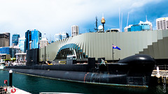 P1150346 (Pursuedbybear) Tags: hmasonslow submarine australiannationalmaritimemuseum sydney sydney2016 darlingharbour royalaustraliannavy