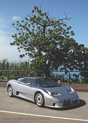 Bugatti, EB110, Clearwater Bay, Hong Kong (Daryl Chapman Photography) Tags: bugatti eb110 french clearwaterbay car cars auto autos automobile canon eos is ii f28 road engine power nice wheels rims hongkong china sar drive drivers driving fast grip photoshop cs6 windows darylchapman automotive photography hk hkg bhp horsepower brakes gas fuel petrol topgear headlights worldcars daryl chapman 1d mkiv