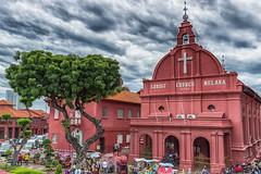 Melaka (Mark Chan Photography) Tags: malaysia malacca melaka church df nikon travel 35mm