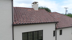 4740 Dexter Ave FW TX Elev  (3) (America's fastest growing roof tile.) Tags: roof mediterranean roofs spanish roofing tuscan tileroof rooftile rooftiles tileroofs concretetiles concretetile concreterooftile crownrooftiles roofingrooftiletileroofconcreterooftile