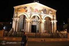 G3 - Jerusalém - Dia 1 - Passeio noturno