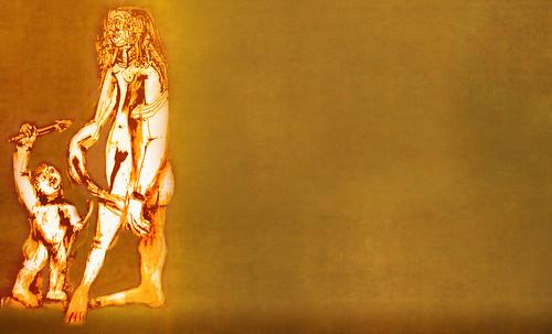 """Venus y Cupido, versiones de los Cranach, el Viejo (1529) maestro fundador de la escuela flamenca, interpretaciones y paráfrasis de Pablo Picasso (1957). • <a style=""""font-size:0.8em;"""" href=""""http://www.flickr.com/photos/30735181@N00/8747890000/"""" target=""""_blank"""">View on Flickr</a>"""