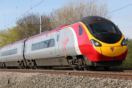 390135 Virgin Trains Pendolino