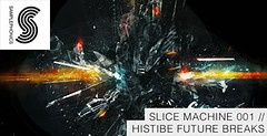 Slice Machine 001 - Future Breaks (Loopmasters) Tags: drums loops electro samples edm dubstep royaltyfree electrohouse loopmasters drumstep