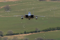 F15c Cad W (DaveChapman2010) Tags: west wales low level usaf raf cad lakenheath f15c lfa7