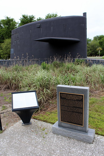 Mount Pleasant: Patriots Point - U.S. Cold War Submarine Memorial