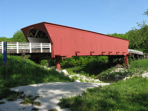 Roseman Bridge, Madison County Iowa