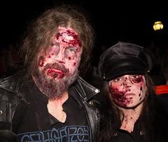 A donde nos lleve la harley (Olga Oliver) Tags: zombie sitges zombiewalk
