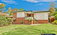 83 Raimonde Road, Carlingford NSW