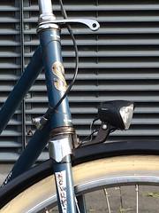Simplex-Novum-Neo-Retro-Resto-6 (@WorkCycles) Tags: 1950s amsterdam bicycle bike dames damesfiets dutch fiets frame ladies neoretro novum oude parallel restoration retro simplex