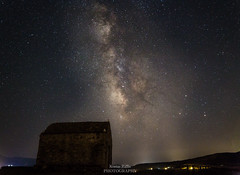 Milky way over Naxos island Greece! (Kostas Rallis | PHOTOGRAPHY) Tags: milky way over naxos island landscape stars head panorama greece sky mountains night galaxy nature travel star long exposure astronomy outdoors scenic majestic nobody natural
