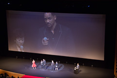 Suicide Squad Japan Premiere: Will Smith, Margot Robbie & Karen Fukuhara (Dick Thomas Johnson) Tags: japan tokyo chiyoda marunouchi       tokyointernationalforum  movie film premiere moviepremiere event  japanpremiere  suicidesquad   willsmith  margotrobbie  karenfukuhara