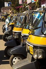 319A1605 In the city of Munnar, Kerala. (Priscilla van Andel (Uploading database)) Tags: munnar tuktuk westernghats kerala