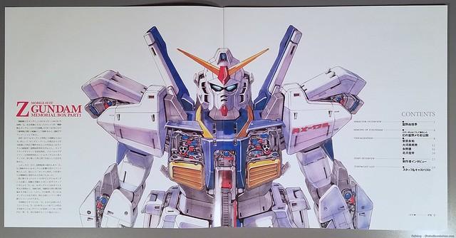 Zeta Gundam Laserdisc Box Set I 17 by Judson Weinsheimer