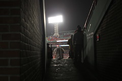 Fenway Lights (dangaken) Tags: fall2016 2016 bos boston ma mlb majorleaguebaseball baseball fenwaypark fenway americanleague bigpapi thanksbigpapi davidortiz torontobluejays bluejays al aleast raindelay nightgame bostonredsox redsox