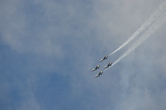 The Thunderbirds 22 (rchrdcnnnghm) Tags: newyorkstateairshow2016 stewartairport aircraft newburghny orangecountyny fighter f16 usairforce usaf thunderbirds