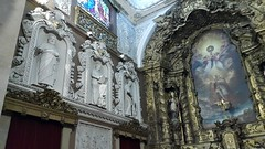 Santo Ildefonso interior, main altar (Linda DV) Tags: lindadevolder samsung smartphone geotagged travel portugal porto europe 2016 citytrip oporto ribbet