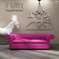 Vintage antique tufted modern classic sofa, grunge wall, horse (djoleeevedit) Tags: vintage interior luxury pink sofa horse tufted modern classic grunge antique wall red purple phlox violet cottage design fresh beige inspiration living armchair rendering furniture style atmospheric decorate hotel house chic light room apartment architecture atmosphere elephant lounge chillout decorative decoraton stylish gallery art deco canvas concept lamp greece