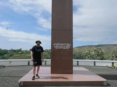 US memorial, Guadalcanal!