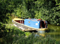 Arcas (R~P~M) Tags: boat narrowboat canal waterway canalrivertrust grandunion aylesburyarm aylesbury bucks buckinghamshire england uk unitedkingdom greatbritain