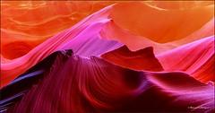 Antelope Canyon (The Sergeant AGS (A city guy)) Tags: 2013 antelopecanyon arizona art best coconinocounty colors experimentacin exploration minolta maxxumlens slta77v sun unitedstates walking walkways zoomxiaf28105