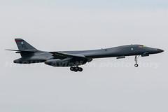 Rockwell B-1B Lancer (Spotter_HARU) Tags: airplane usaf b1b lancer aircraft