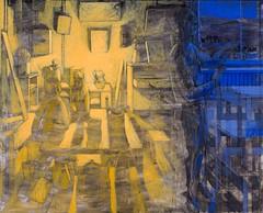 οι πατατοφάγοι (2010) - λάδι (105Χ130)