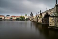 Prague (robertbilos) Tags: prague charlesbridge city longexposure architektur karluvmost praha