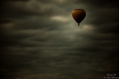 From a different era (kimblomqvist) Tags: sky cloud cloudy cloudscape hotairballoon balloon nubes nublado history ambience atmosphere color beautiful beauty artistic art colorful canon canonophotography edit lightroom