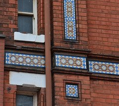Barclays Bank (robmcrorie) Tags: barclays bank bristol road essex street birmingham victorian tiles red brick